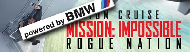 MISSION: IMPOSSIBLE – Rogue Nation | Cooler BMW Werbetrailer